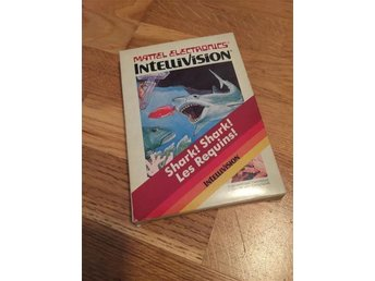 Intellivision Shark! Shark!