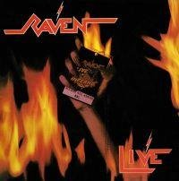 Raven: Live At The Inferno (2 Vinyl LP) FRAKTFRITT