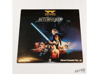 Star Wars - Return of the Jedi - Special Wide Screen Ed. - Laserdisc [US NTSC]