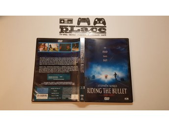 Riding The Bullet DVD
