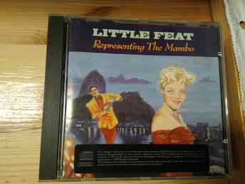 Little Feat - Representing The Mambo, CD