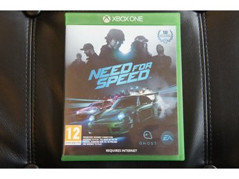 Need for Speed Xbox one/One S Spel
