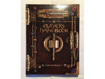 Dungeons & Dragons Player Handbook (3rd Edition)