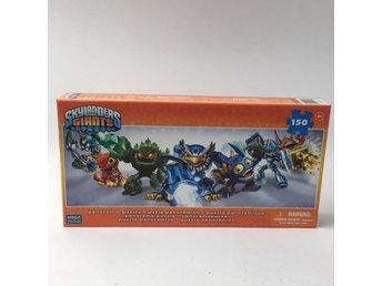 Skylanders Giants, Pussel