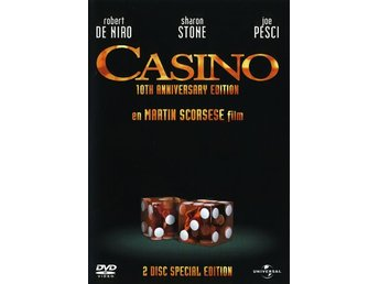 Casino - 2-disc Special Edition (Robert De Niro, Sharon Stone)
