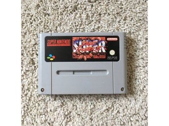 SUPER STREET FIGHTER 2 - SNES/PAL