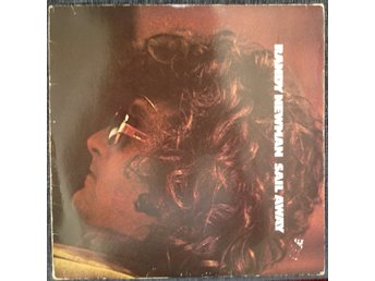 Randy Newman LP Sail Away