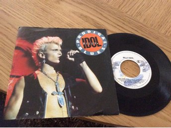 Billy Idol Prodigal Blues