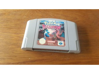 POKEMON STADIUM N64 BEG