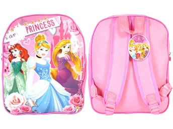 Disney Princess Prinsessor Väska Mini Ryggsäck 31x27x10cm