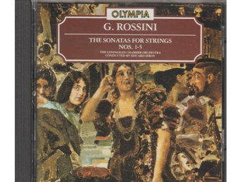 Rossini: The Sonatas for Strings Nos. 1-5