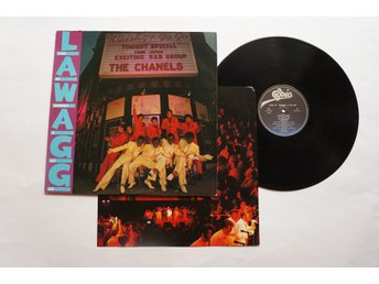 ** The Chanels - Live At Whisky A Go Go **