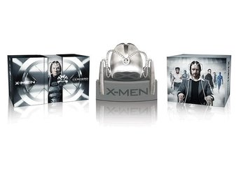 X-Men, The Limited Cerebro Collection (Blu-ray) Ny, Oöppnad, Utgången..