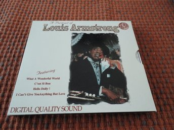 LOUIS ARMSTRONG --A PORTRAIT OF