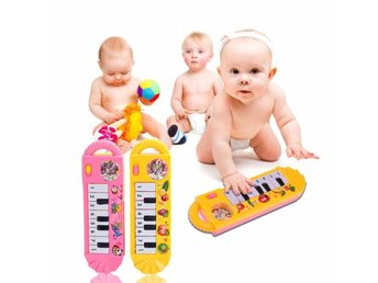 Baby Piano Leksak Musiksynt Kids Musical Piano