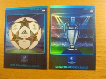 TROPHY + OFFICIAL BALL - CHAMPIONS LEAGUE 2014-2015