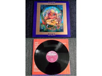 RASA Oasis LP 1979 Lotus Eye Psych Visnupada Import Sweden 12""