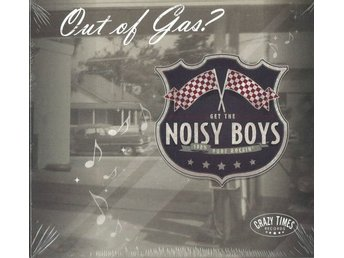 CD Noisy Boys-Out Of Gas