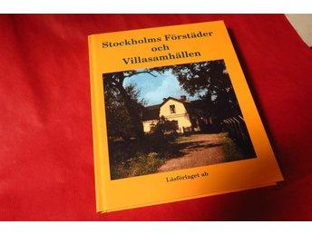 STOCKHOLMS FÖRSTÄDER OCH VILLASAMHÄLLEN,LÄSFÖRLAGET,1911,STOCKHOLM - Upplands-väsby - STOCKHOLMS FÖRSTÄDER OCH VILLASAMHÄLLEN,LÄSFÖRLAGET,1911,STOCKHOLM - Upplands-väsby