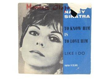 Nancy Sinatra - Like I Do (La Danza Delle Ore) R 20.045 Singel 1962 - Viksjö - Nancy Sinatra - Like I Do (La Danza Delle Ore) R 20.045 Singel 1962 - Viksjö