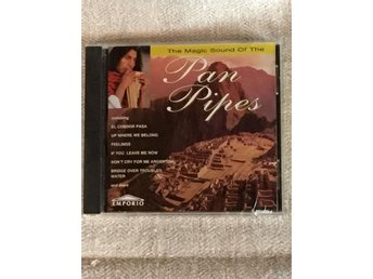 CD - The Magic Sounds Of The Pan Pipes