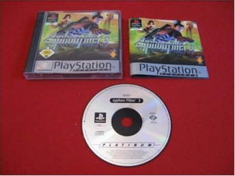 SYPHON FILTER 3 till Sony Playstation PSone