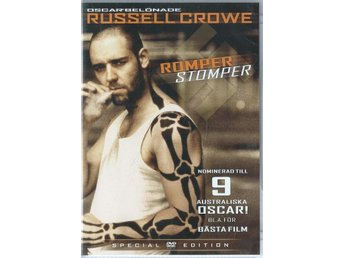 ROMPER STOMPER- SPECIAL EDITION-RUSSELL CROWE(SVENSKT TEXT )