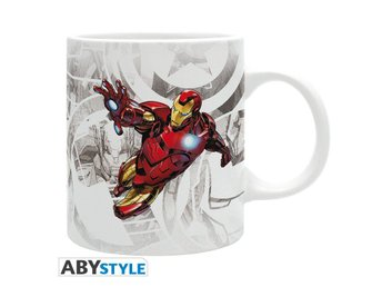 Mugg - Marvel - Iron Man Classic (ABY326)