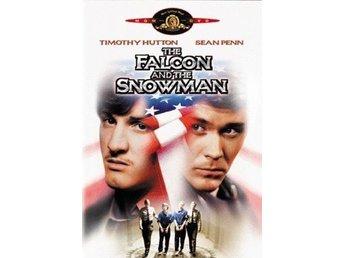 The Falcon and the Snowman.. Thriller.. Ny/Inplastad.. Svensk Text.. - Katrineholm - The Falcon and the Snowman.. Thriller.. Ny/Inplastad.. Svensk Text.. - Katrineholm