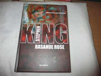 Stephen King - Rasande Rose