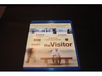 Blu-ray: The Visitor