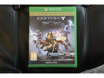 Destny - The taken king Xbox one/One S Spel