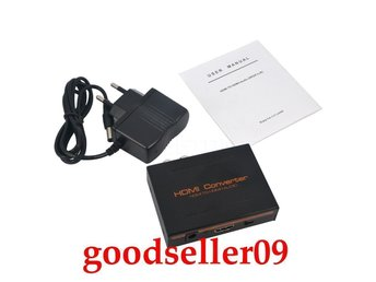 Helt Ny HDMI Optical SPDIF+RCA L/R Audio Extractor Audio