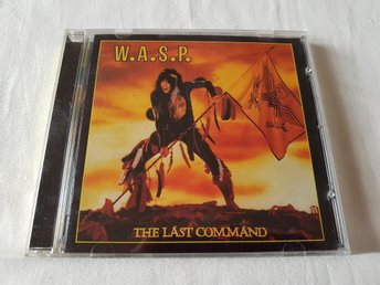 W.A.S.P. ( WASP ) The Last Command - 1997 -