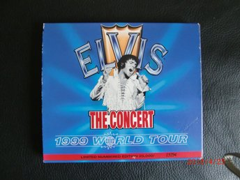 CD - Elvis The Consert