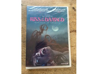 Kiss of the damned, ny inplastad DVD, av Xan Cassavetes, vampyrfilm