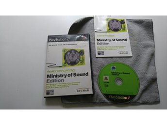 Moderngroove Ministry of Sound Edition - Playstation 2