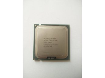 Intel® Core™2 Quad Processor Q9400 6M Cache, 2.66 GHz, 1333 FSB, SLB6B