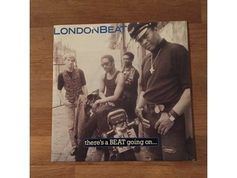"LONDONBEAT - THERE´S A BEAT GOING ON. (MVG 7"")"