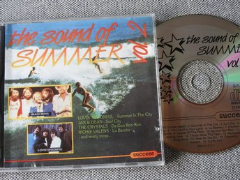 The Sound Of Summer - Vol. 2 CD Richie Valens,Turtles,Fortunes,Beach Boys