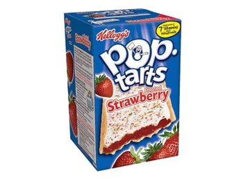 Frosted Strawberry - Pop-Tarts
