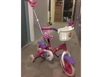 Barncykel Disney Minnie Mouse