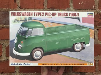 "Volkswagen Typ 2 Pick-up Truck 1967""Historic car series 11"" i skala 1/24"
