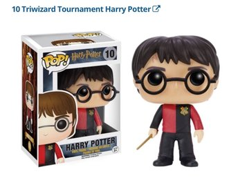 Funko POP! - Harry Potter - triwizard tournament 10