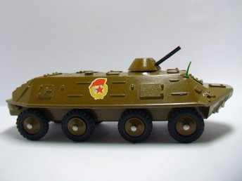 BTR-344-METAL-USSR-SOVIET-SCALE-MODEL-1-43-MILITARY-ARMY-ARMOR-TIN-TOY-VEHICLE
