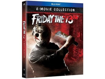 Friday The 13th - 8-Movie Collection (BLU-RAY)