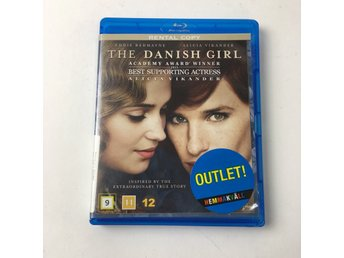 Universal, Blu-ray Film, The danish girl