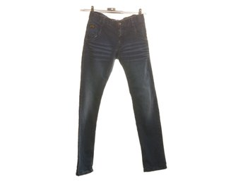 Name It, Jeans, Strl: 158, Mörkblå