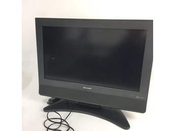 Sharp, TV, LC-26SA1E, Svart