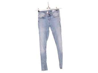 Perfect Jeans Gina Tricot, Jeans, Strl: 24/30, KRISTEN, Blå